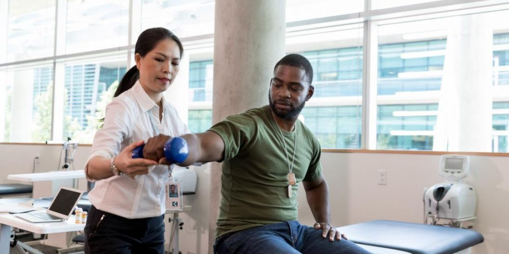 Veterans benefit from pain treatment without drugs