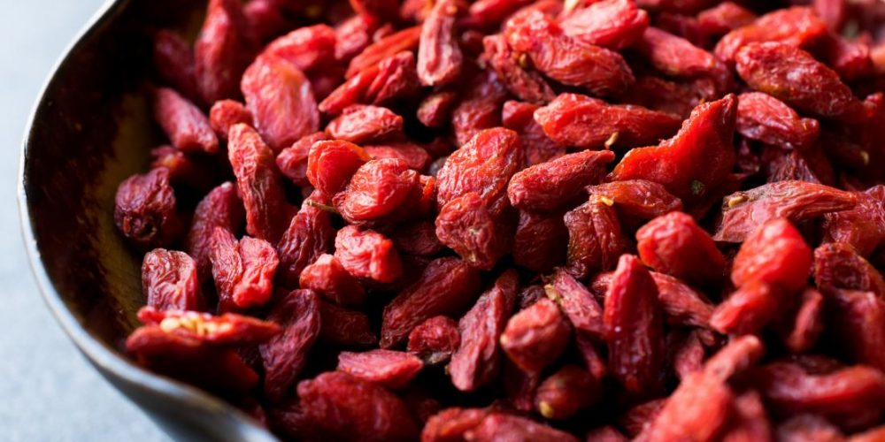 What are the health benefits of goji berries?