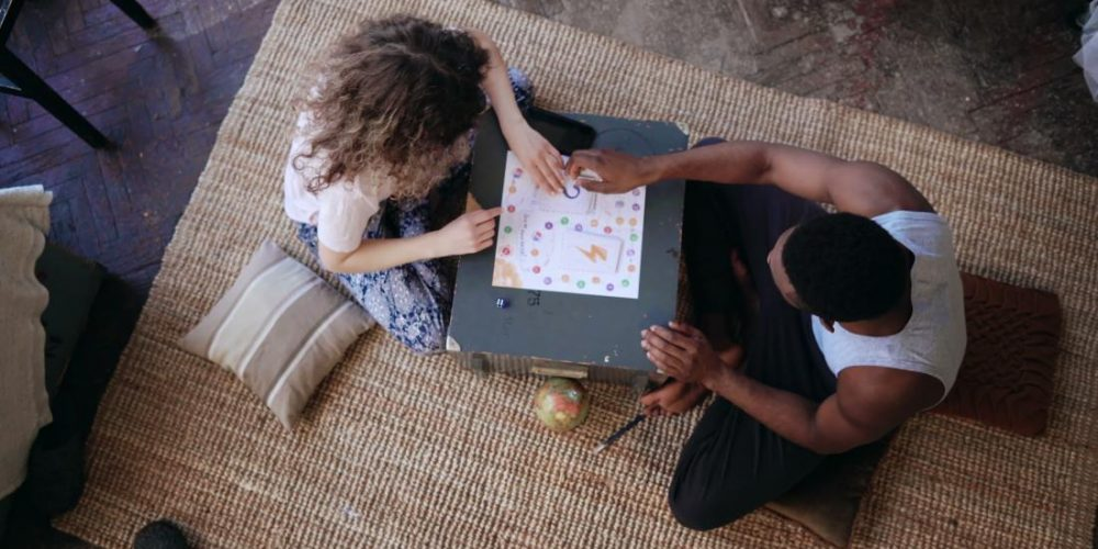 Why playing board games could improve your love life