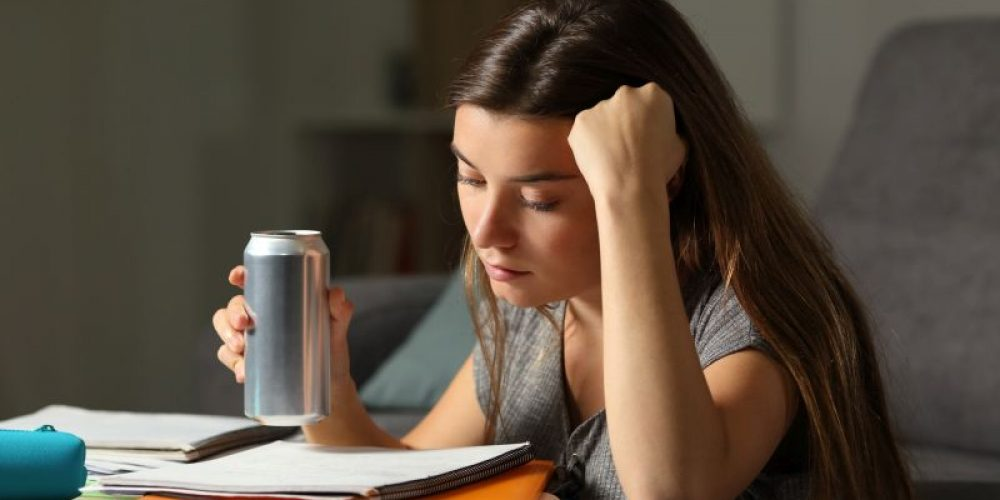 Young Adults Flocking to Energy Drinks