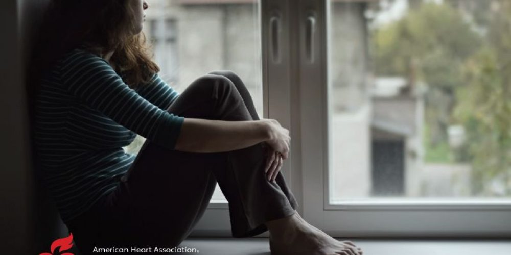 AHA News: Domestic Abuse May Do Long-Term Damage to Women's Health