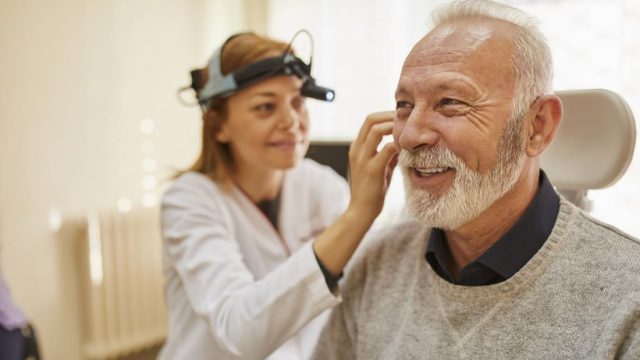 Hearing loss and cognitive decline: Study probes link