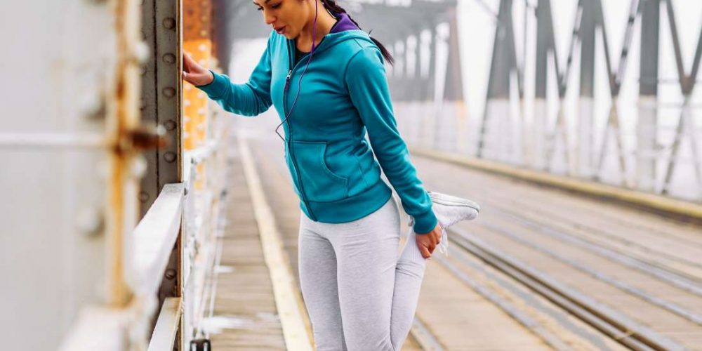 The best stretches for runners
