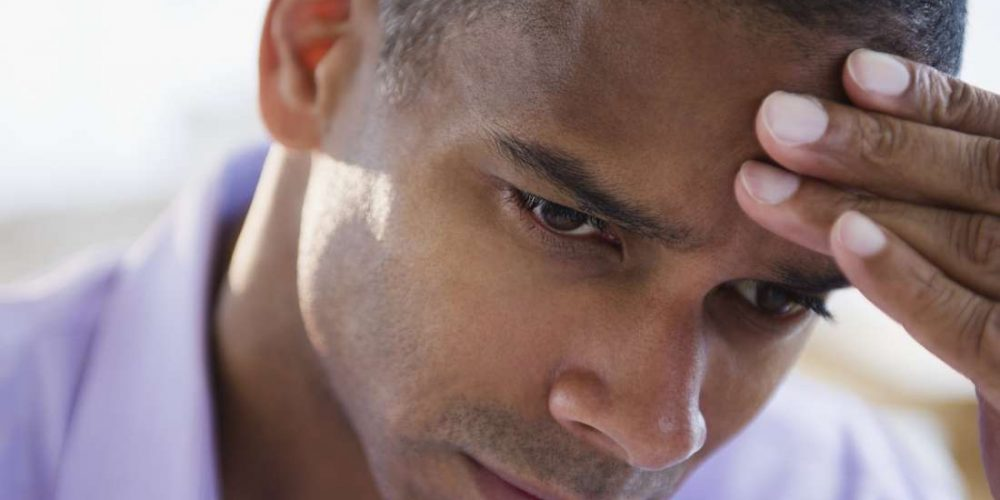 What causes tingling in the head?