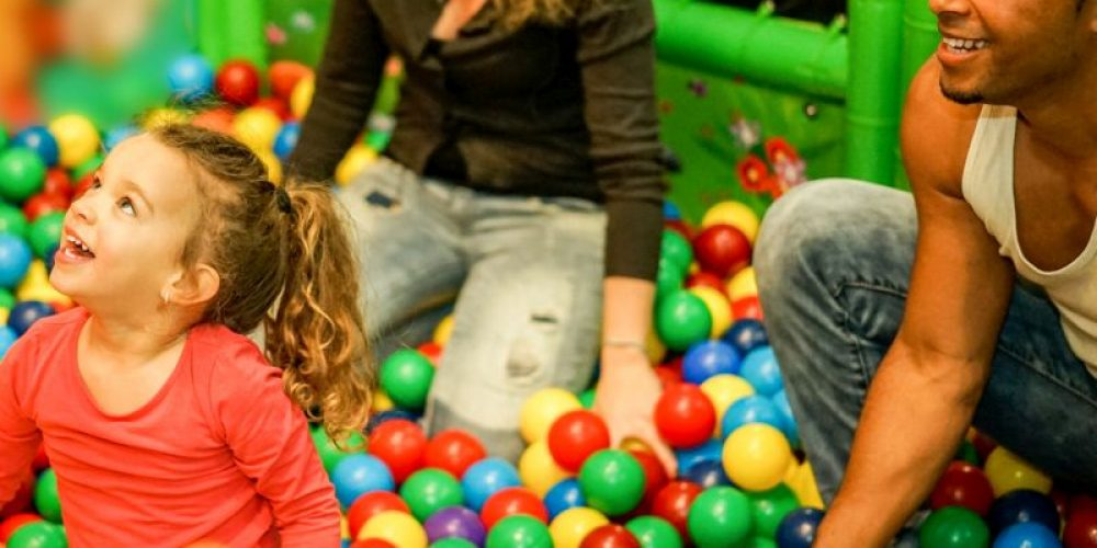 Are Kids' Ball Pits Jumping With Germs?