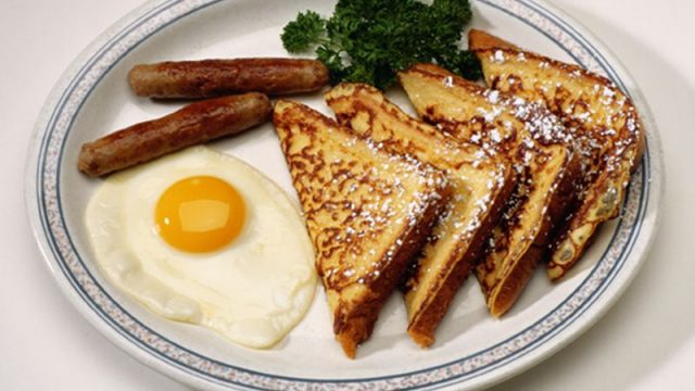 Big Breakfast May Be the Most Slimming Meal of the Day