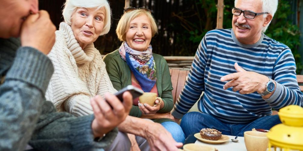 Can social interaction predict cognitive decline?