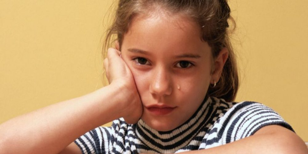 Kids Can Get 'Stuck' on Traumatic Event, Leading to PTSD