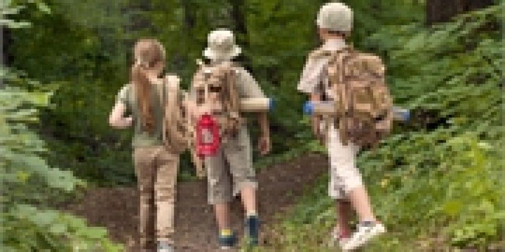 Nature Nurtures Kids