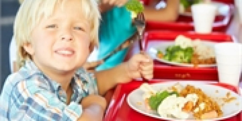Obesity Rates Fall for Many Young Kids in Federal Nutrition Program