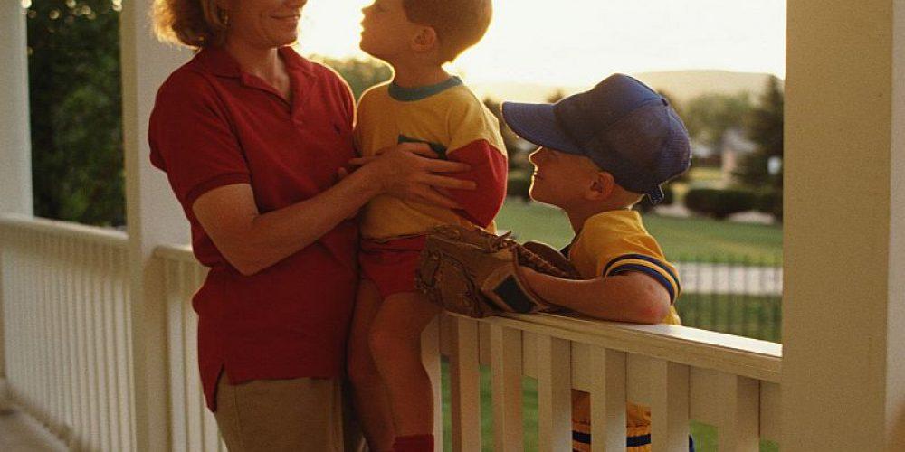 Older Parents May Have Better Behaved Kids