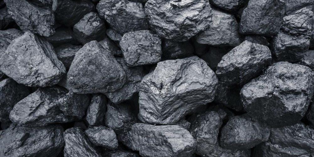 Using coal as a potent antioxidant