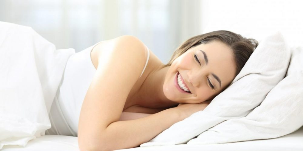 Why do people laugh in their sleep?