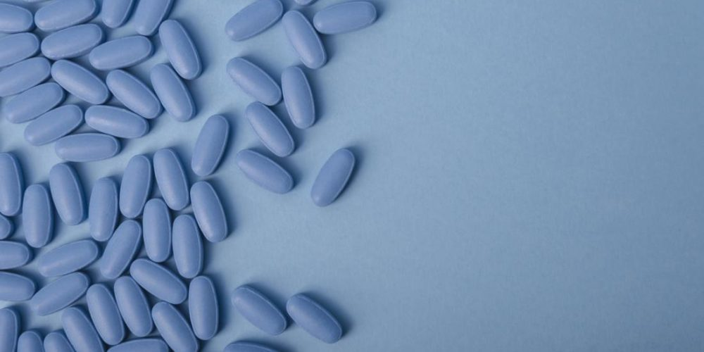 Can Viagra permanently damage vision?