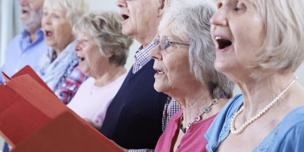 Could singing relieve the symptoms of Parkinson's?