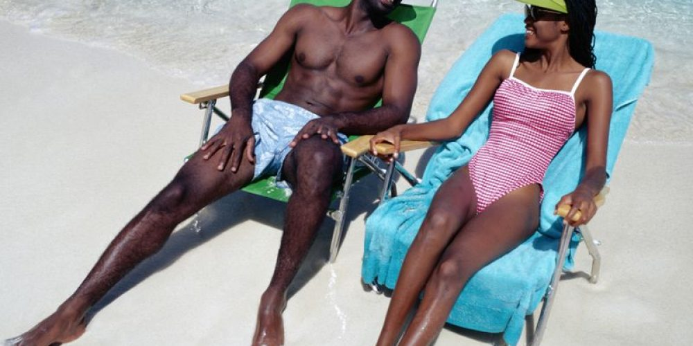 Dark Skin No Protection Against Sun's Harmful Rays