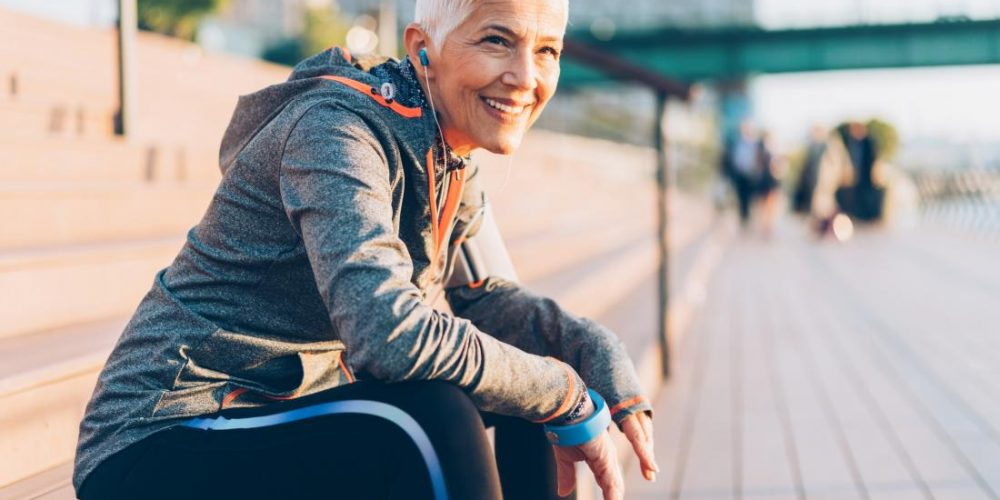Exercise may increase lifespan 'regardless of past activity levels'
