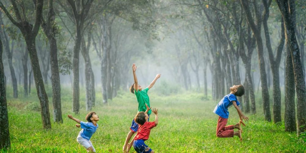 Growing up in a green area may help support mental health