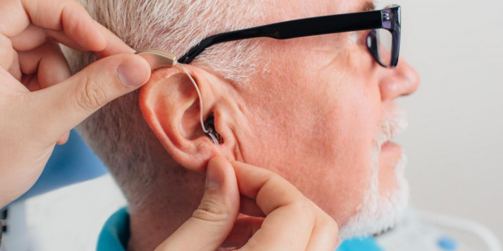 Hearing aids lower the chance of dementia, depression, and falling