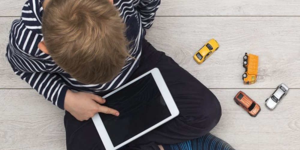 Kids + Gadgets = Less Sleep and More Risk for Unwanted Weight