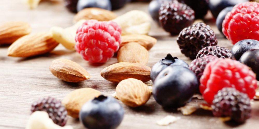 Nutrient-dense foods list