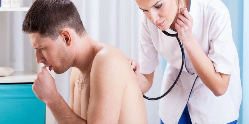 Persistent Cough May Mean See Your Doctor
