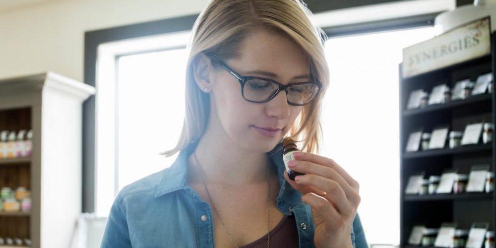 Should people use tea tree oil on piercings?