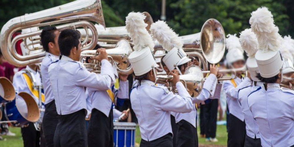 Sour Note: Marching Band Members at Risk When Temperatures Soar