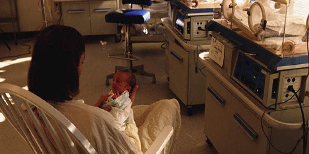 Stress Takes Toll in Very Complicated Births