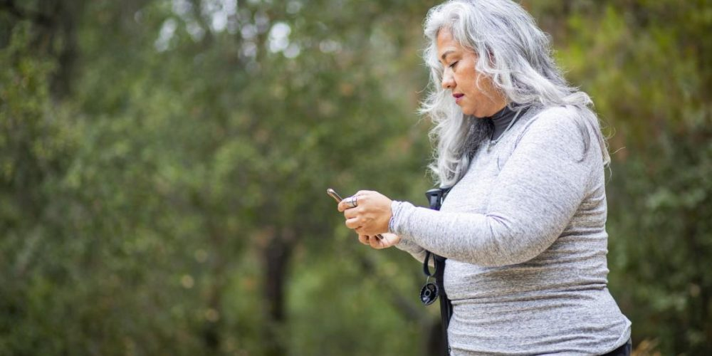 Study links higher body weight later in life to faster brain aging