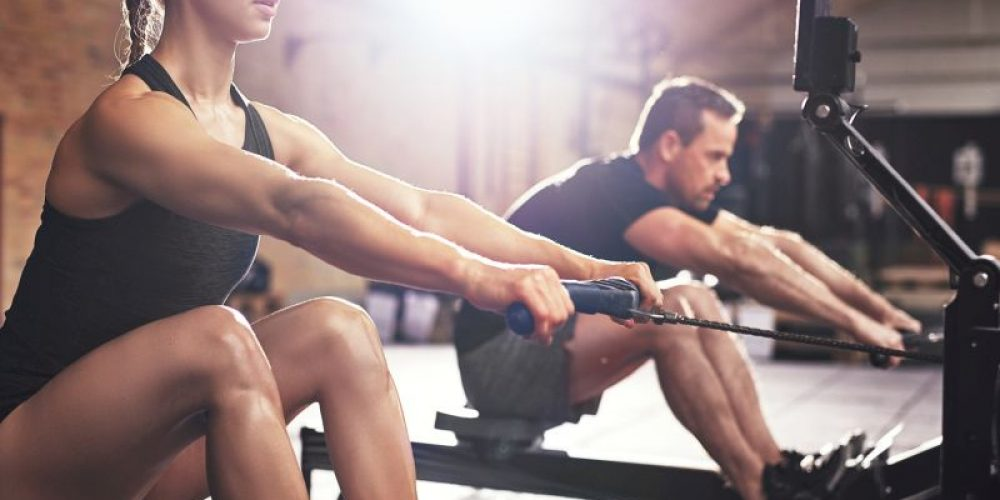 The Benefits of a Home Rowing Machine