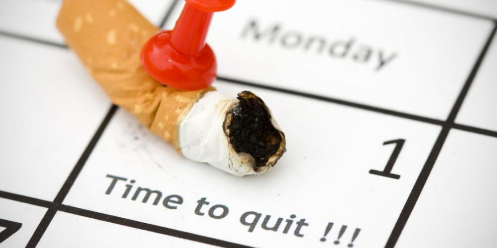 Thinking of quitting smoking? Today's the day