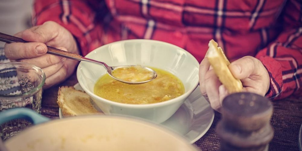 Using soup to fight off malaria