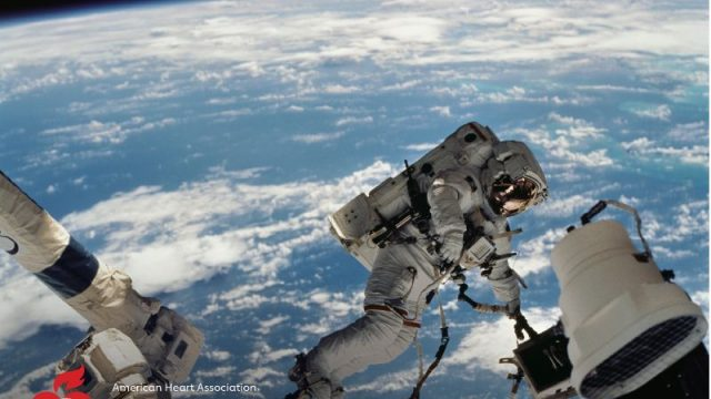 AHA News: Earth-Based or Star-Bound, Heed These Heart-Healthy Lessons From Space