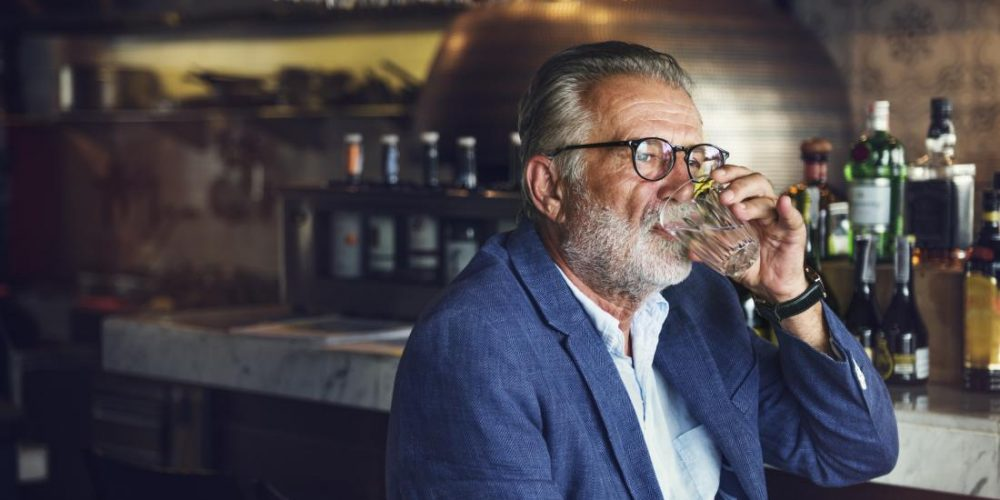 Alcohol and dementia risk: A complex relationship