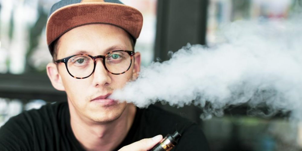 Are e-cigarette flavorings toxic to the heart?