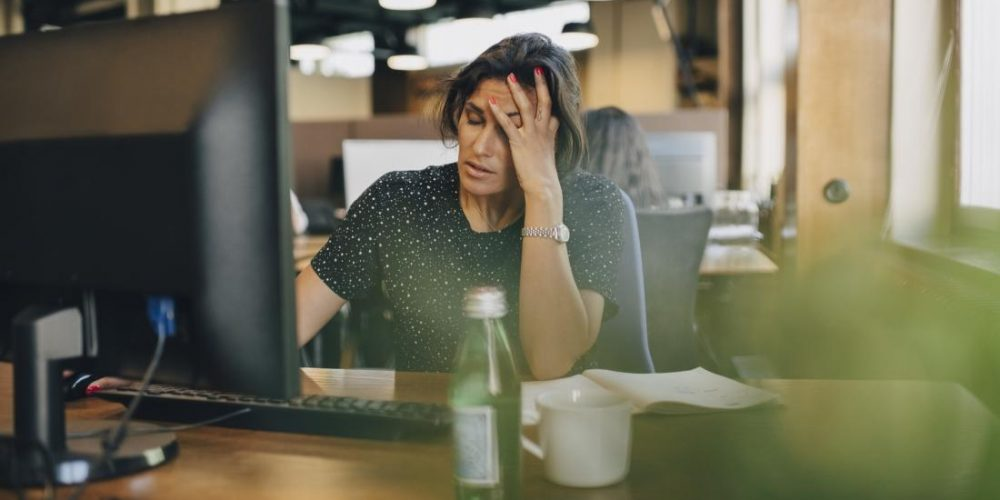 Burnout: Facing the damage of 'chronic workplace stress'