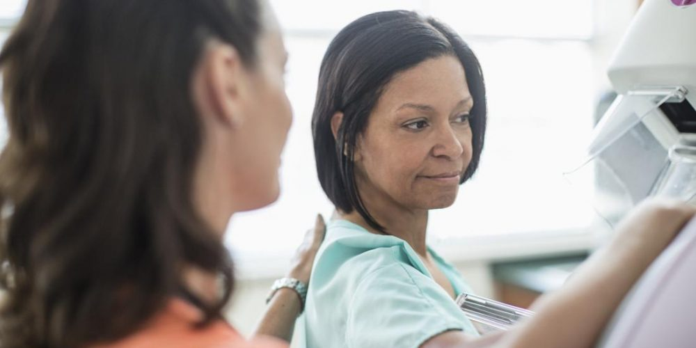 Can mammograms show who is at risk of heart failure?