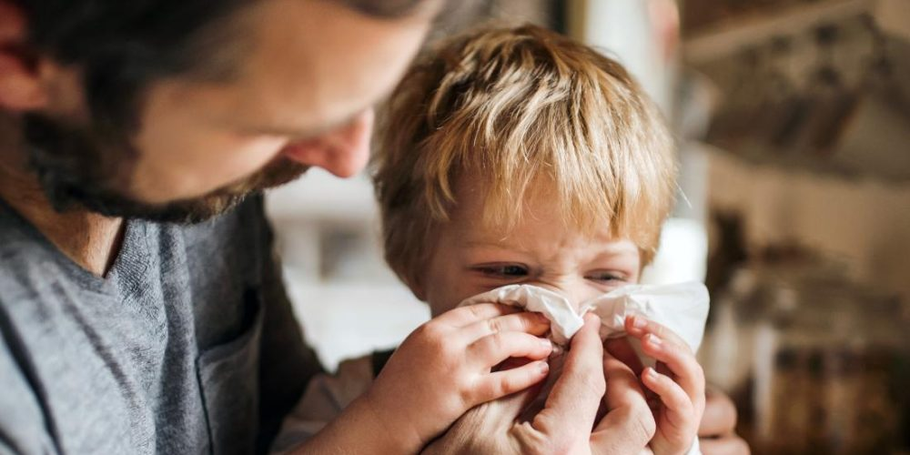 Flu in toddlers: Everything you need to know