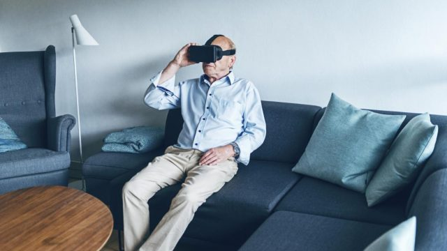 Is virtual reality the next frontier of Alzheimer's diagnosis?