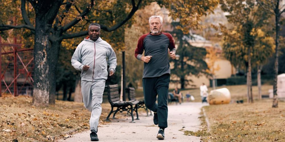 Marathon running may reverse a risky part of the aging process