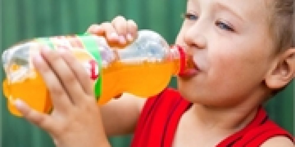 More U.S. Kids Are Shunning Sweetened Drinks