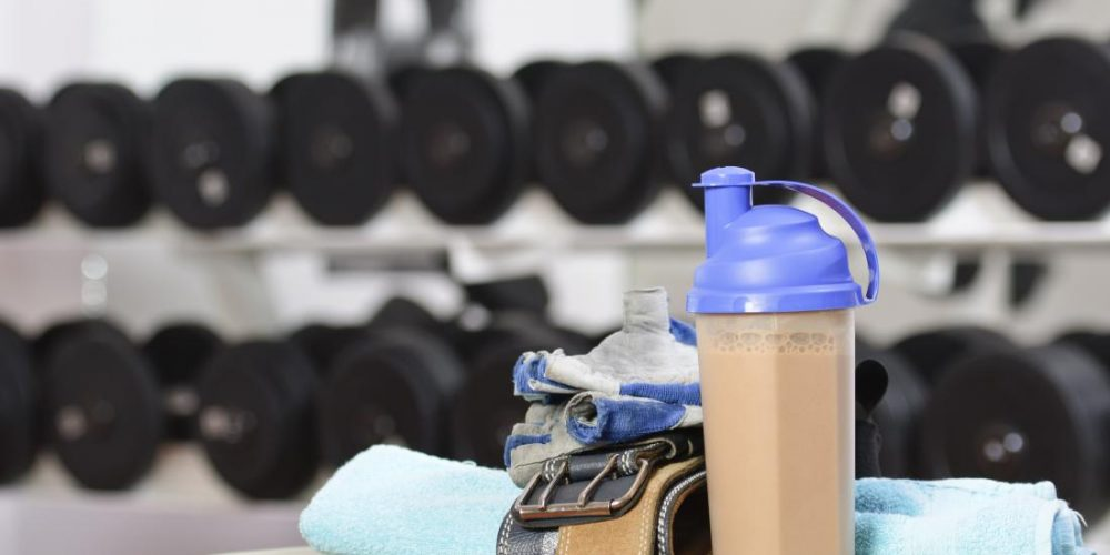 Muscle-building protein shakes may threaten health