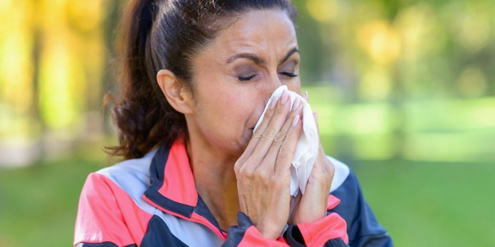 Should you work out when you are sick?