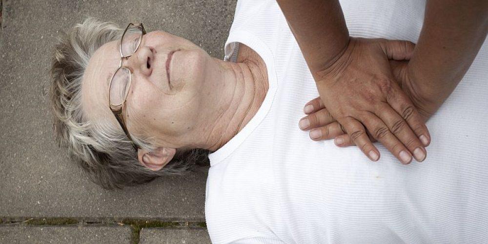 Simple CPR Doubles Survival Odds