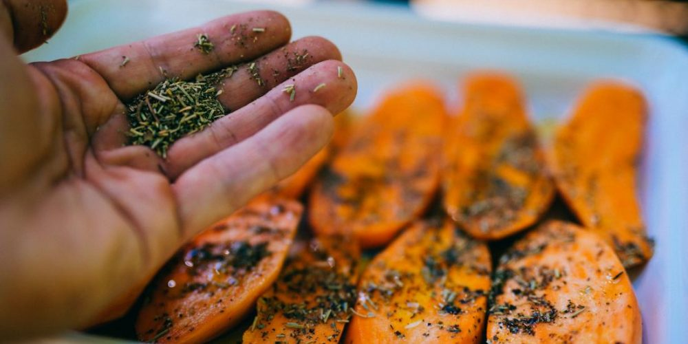 What is the impact of cooked vs. raw food on the gut?