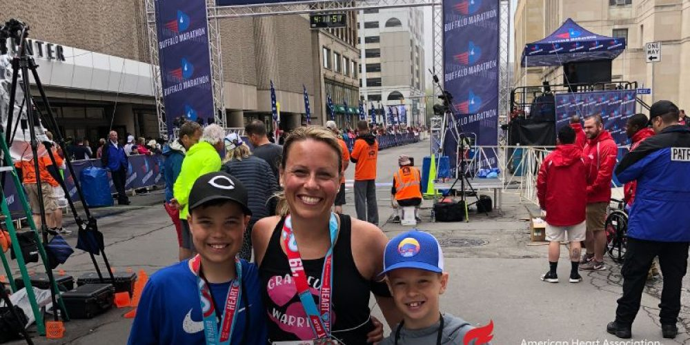 AHA News: Athletic Mom's Undiagnosed Condition Led to 2 Strokes