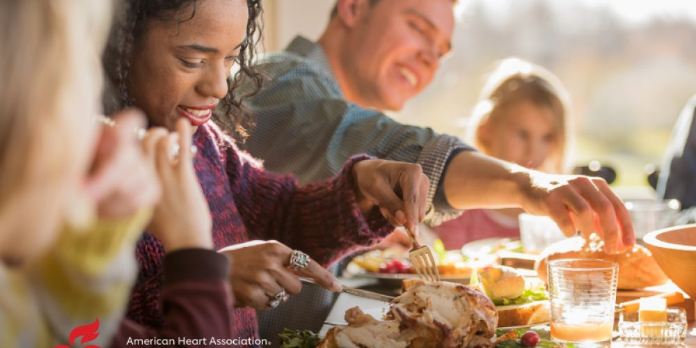 AHA News: Eating Mindfully Through the Holidays – and All Year