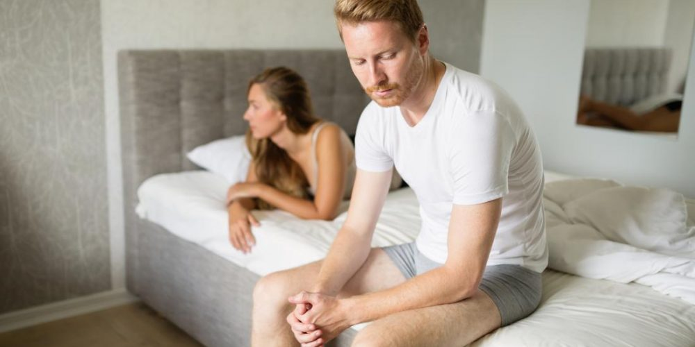How can porn induce erectile dysfunction?