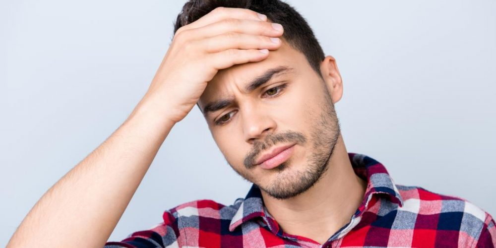 What does a headache on top of the head mean?
